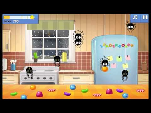 HungryBugs gameplay