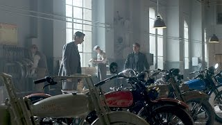 Joining the Family Business | Harley and the Davidsons