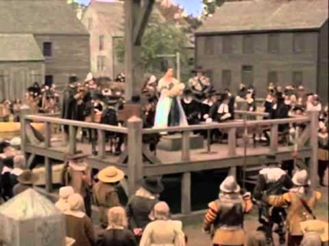the scarlet letter book trailer - youtube