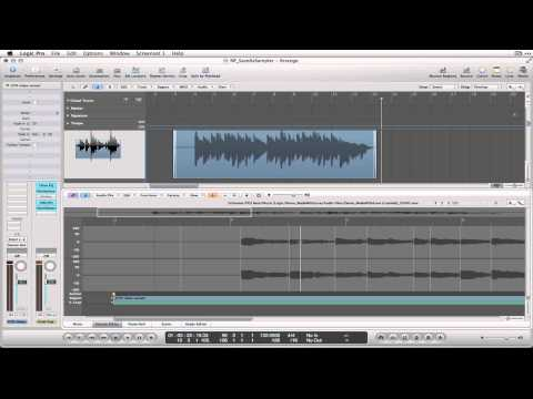"""Music Production Hacks: Logic's """"Save as Sampler"""" Feature"""