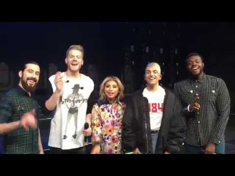 pentatonix are bringing their world tour to australia and new