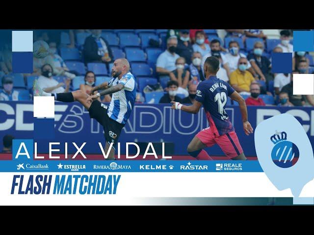FLASH amb Aleix Vidal