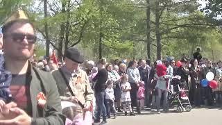 9 Мая 2019 г  п  Заводской, Приморский край