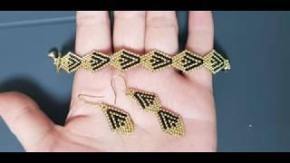 Sat Sat jewelry. 세트 쥬얼리.귀걸이.팔찌. earring.