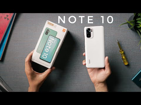 Redmi Note 10 Unboxing and Impressions!