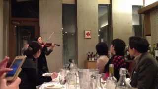 二期会オペラ歌手の石川さんのご紹介で勉強会に参加いただいた中山さん...