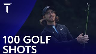 Top 100 Golf Shots of the Season | Best of 2020