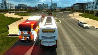 Sonar Bangla | Sherpur to Dhaka | Euro Truck Simulator 2