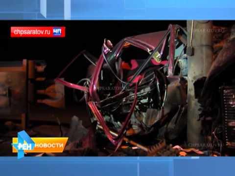 В результате ДТП у села Клещевка погибли трое мужчин