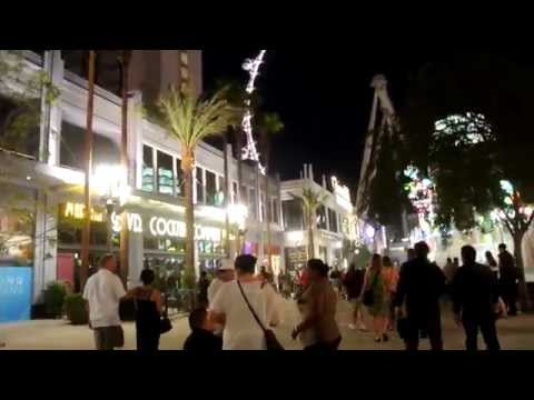 The Linq Bloq Party - High Roller, Shops, Treats, & Drinks
