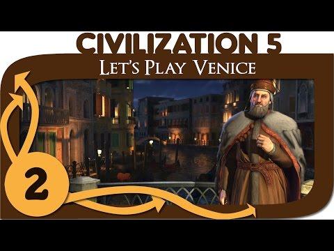 Civilization 5 - Let's Play Venice - Ep. 2 - Mercenaries!