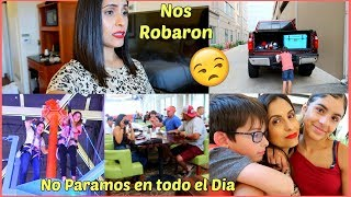 Nos Robaron en Houston 😑 Todo el Dia En la Calle Paseando ! - ♡IsabelVlogs♡
