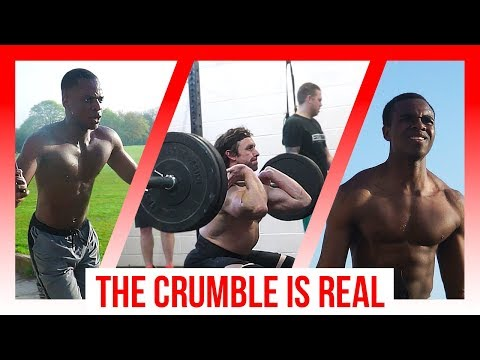 Savage Workout | The Crumble Is Real!
