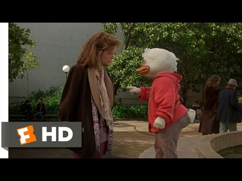Howard the Duck (5/10) Movie CLIP - I'm a Freak (1986) HD