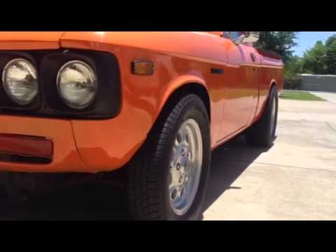 1975 Chevy Luv Highlands Tx Youtube