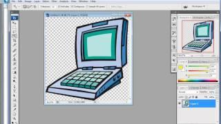 Урок №9  Обрабатываем картинки в редакторе Photoshop