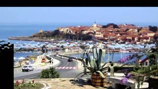Пляжи Несебра. Болгария(Многие считают пляжи Несебра одними из красивейших в Болгарии. Они расположены в южной части залива, где..., 2014-08-19T14:23:50.000Z)