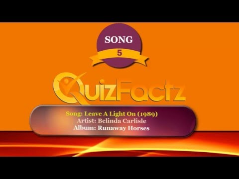 1980's Music Quiz 2 - Guess the song!