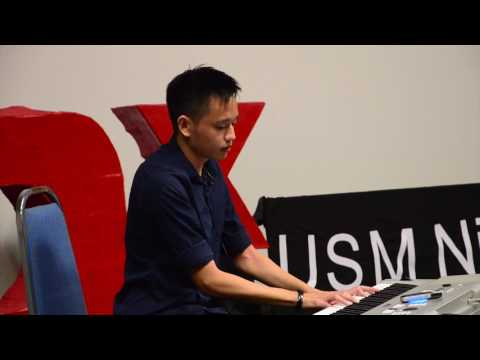 Music Composing Isnt That Hard : Composing the Possibilities  Aaron Tan  TEDxUSMNibongTebal