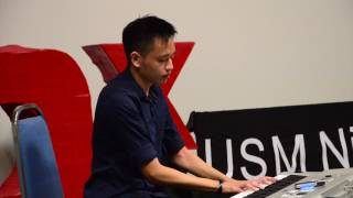 Gambar cover Music Composing Isn't That Hard : Composing the Possibilities | Aaron Tan | TEDxUSMNibongTebal