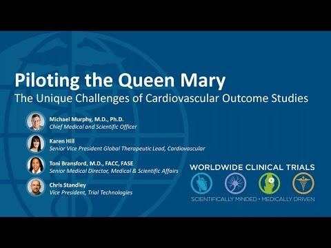 Piloting the Queen Mary  The Unique Challenges of Cardiovascular Outcome Studies