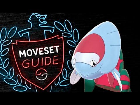 How to use DRACOVISH! Dracovish Moveset Guide! Pokemon Sword and Shield! ⚔️🛡️