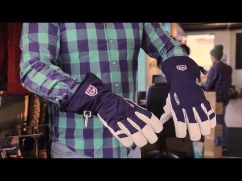 Hestra Heli Ski Glove Review With Powder7 Youtube