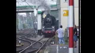 Pociąg Specjalny Wolsztyn - Leszno - Głogów - Nowa Sól- Zielona Góra - Wolsztyn
