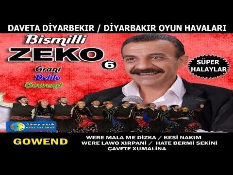 Bismilli Zeko 6 - Diyarbakır Oyun Havaları Bismilli Zeko 6 Halay