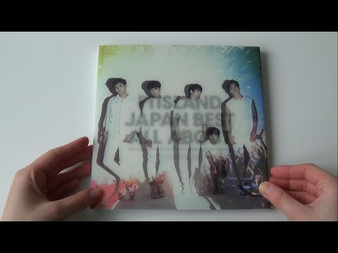 Unboxing FT Island 에프티 아일랜드 Japan Best Album ALL ABOUT