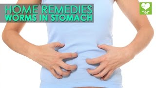 Worms In The Stomach - Home Remedy | Health Tips