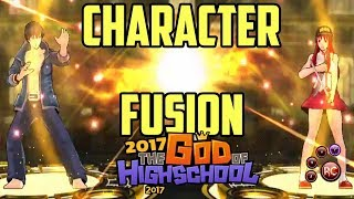Video 2017 The God of Highschool with NAVER WEBTOON (GOH) -  HERO Fusion \ Infinite Nox Battle - TAKE 10 download MP3, 3GP, MP4, WEBM, AVI, FLV Maret 2018