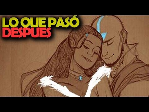 ¿Qué pasó despues de que terminara el Avatar? (Leyenda de Aang) Lalito Rams