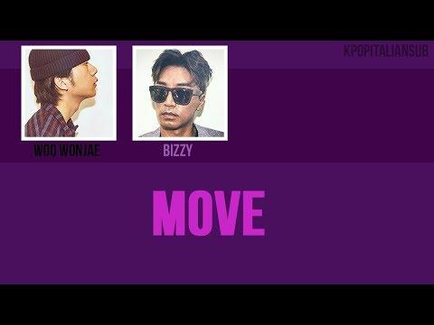 [SUB ENG / ITA] WOO WONJAE - Move (ft Bizzy)
