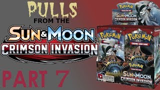 BOOSTER BOX OPENING - Pulls From The Crimson Invasion 7