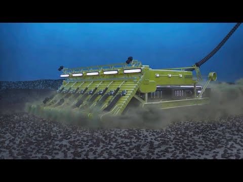 Visualizing Deep-sea Mining