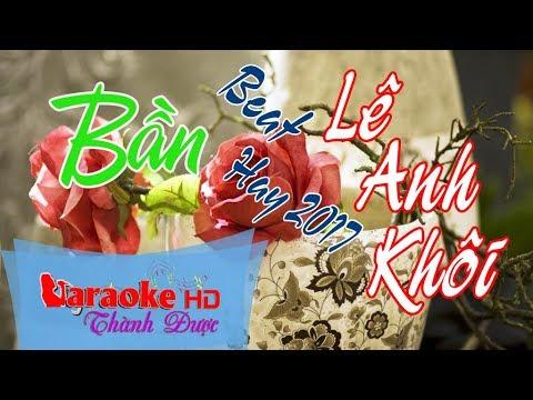 Bần  - Tone Nam | Karaoke  By Thành Được ( Beat Chuẩn Cực Hay )