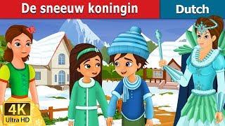 De sneeuw koningin | Snow Queen in Dutch | 4K UHD | Dutch Fairy Tales