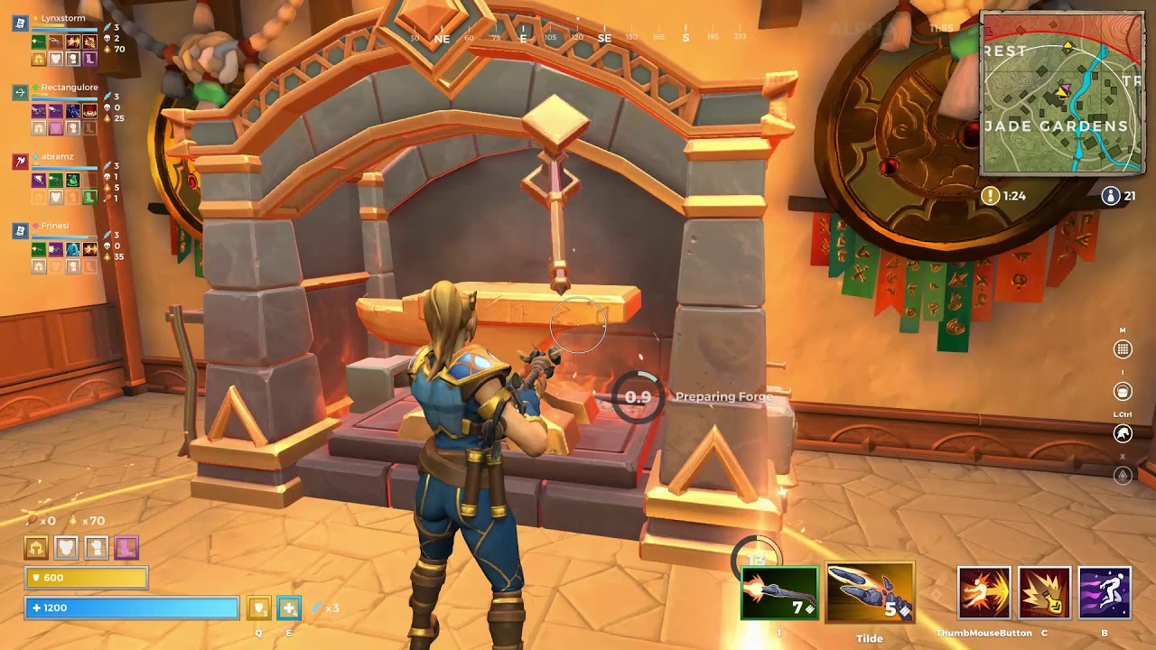 REALM ROYALE} JADE GARDEN PARTY - FULL GAME WIN - YouTube