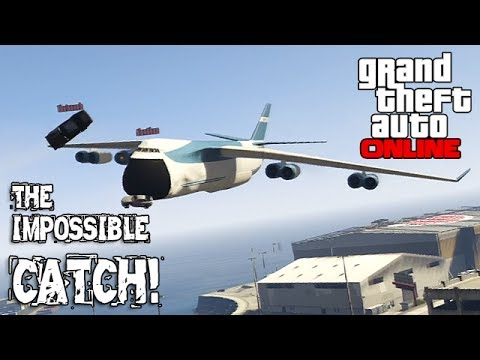 GTAV Online - ps3 - The Impossible Catch! - 2/5/14