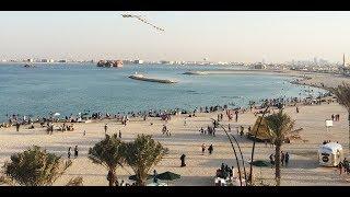 Al Jazeera beach 🌴 zallaq
