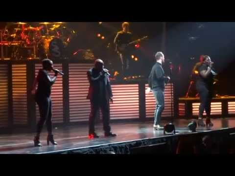 Sam Smith - Tears Dry On Their Own / Ain't No Mountain High Enough 7-21-15 Tampa, FL