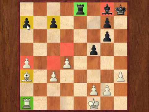 Chess News #26: Timman -- Werle, London 2008