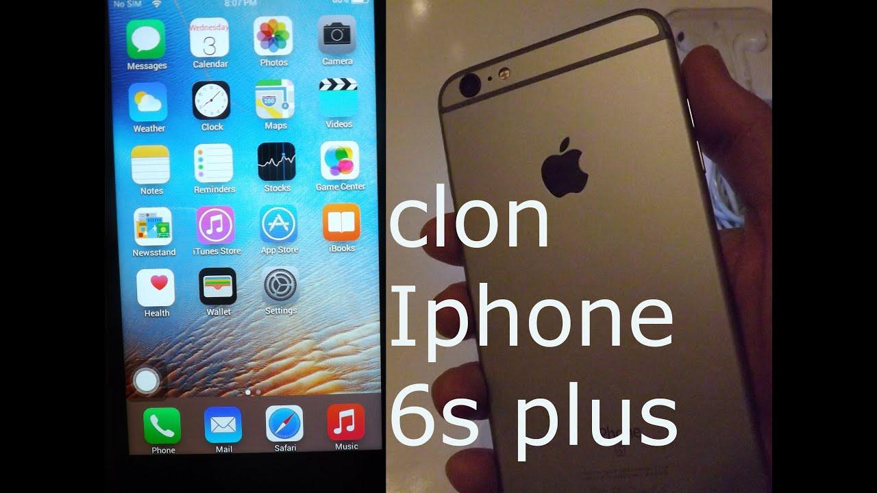 Iphone S Clon
