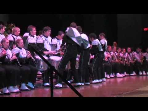 Ohio University Marching 110 - Full 2007 Palace Theater Show (1 of 2)