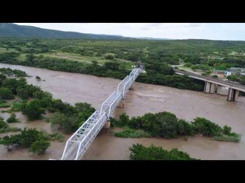 Flooding Tugela River, Phantom 4 Pro +