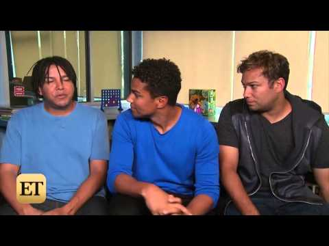3T Interview  with ET...
