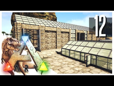 ARK: Survival Evolved - Warehouse & Dung Beetle! S2E12 (ARK Gameplay)