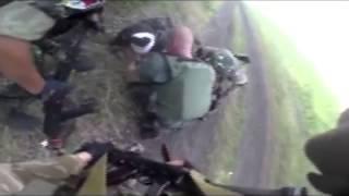 Видео боя на Донбассе. Новости ДНР и ЛНР
