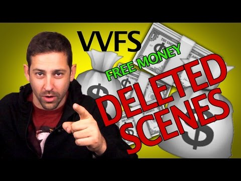 FREE MONEY!! Deleted Scenes | Viral Video Film School
